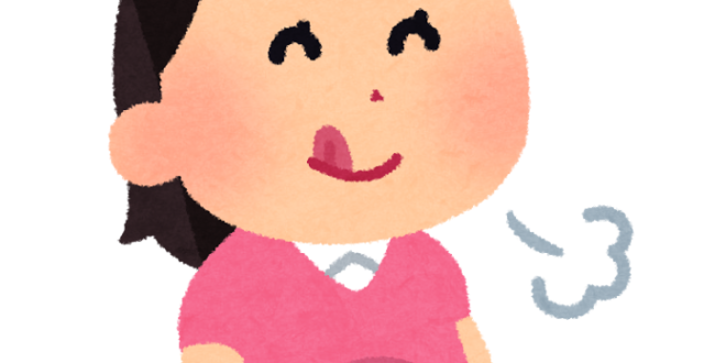 manpuku_syokugo_woman